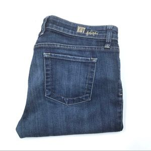 Kut from the Kloth Skinny Jeans, Size 10, EUC